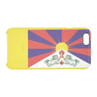 Bandeira de capas de iphone claras de Tibet