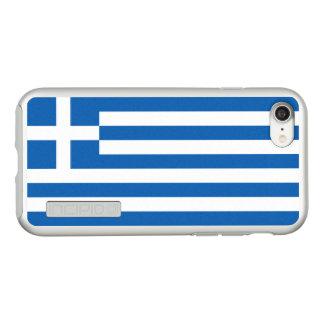 Bandeira de capas de iphone da prata da piscina