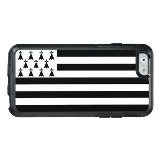 Bandeira de capas de iphone de Brittany OtterBox
