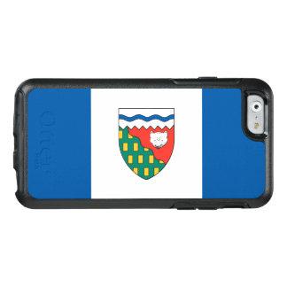 Bandeira de capas de iphone de OtterBox dos