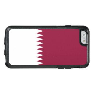 Bandeira de capas de iphone de Qatar OtterBox