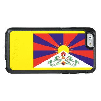 Bandeira de capas de iphone de Tibet OtterBox