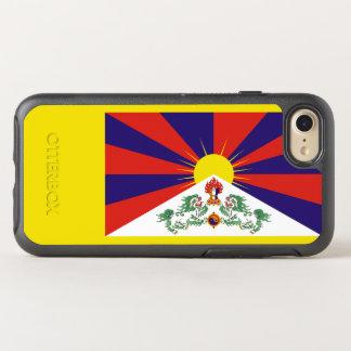 Bandeira de capas de iphone de Tibet OtterBox Capa Para iPhone 7 OtterBox Symmetry