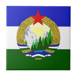 Bandeira de Cascadia socialista