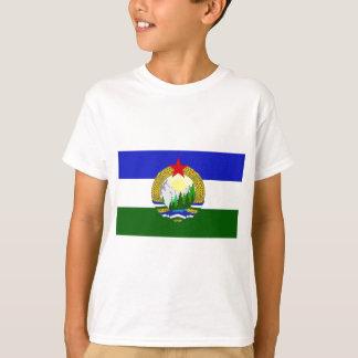 Bandeira de Cascadia socialista Camiseta