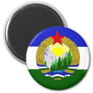 Bandeira de Cascadia socialista Imã