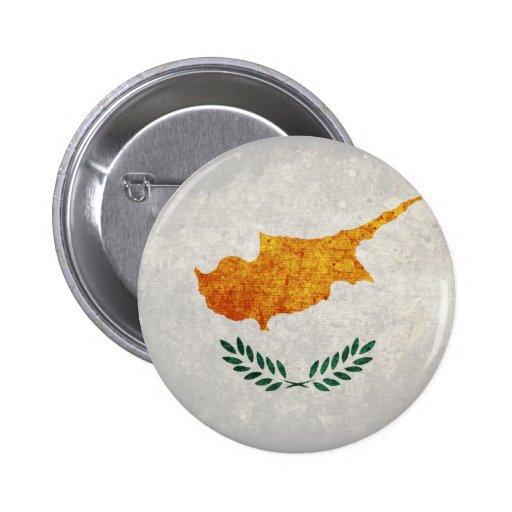 Bandeira de Chipre Botons