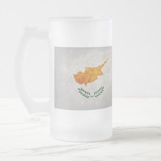 Bandeira de Chipre; Caneca