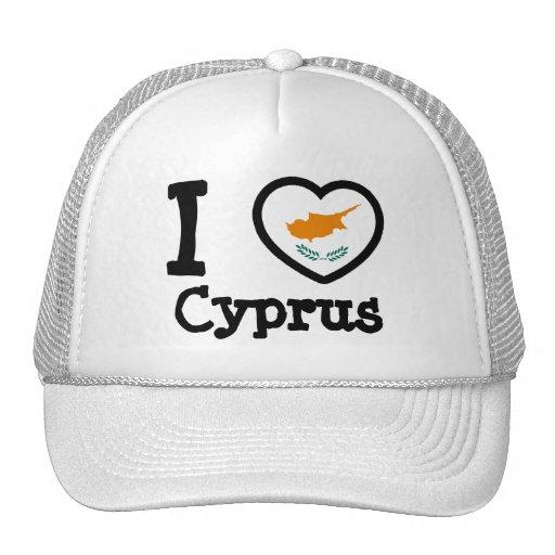Bandeira de Chipre Boné