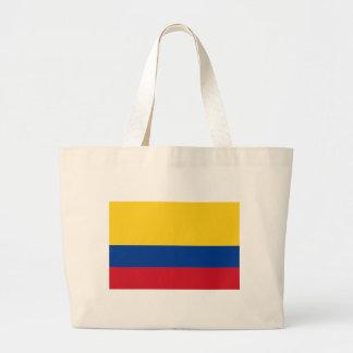 Bandeira de Colômbia Bolsa