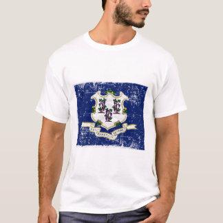 Bandeira de Connecticut Camiseta