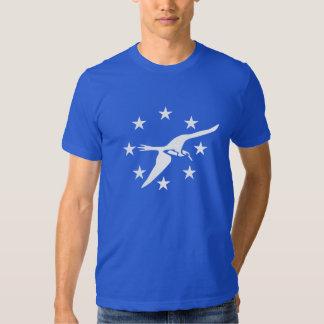 Bandeira de Corpus Christi T-shirt