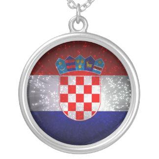 Bandeira de Croatia Pingentes