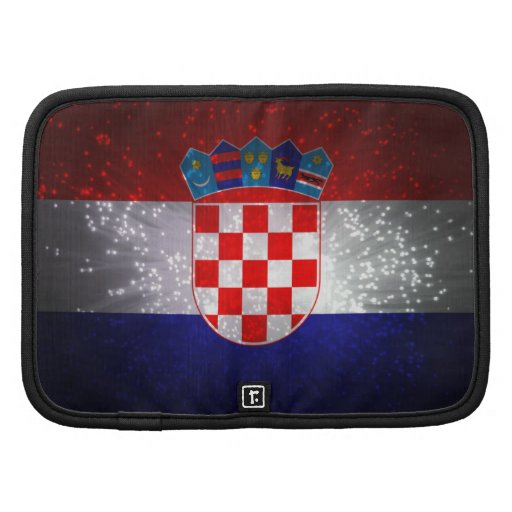 Bandeira de Croatia Organizadores