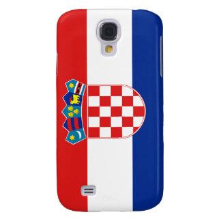 Bandeira de Croatia Galaxy S4 Case