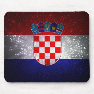 Bandeira de Croatia Mousepad