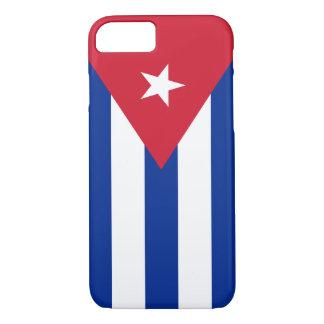 Bandeira de Cuba Capa iPhone 7