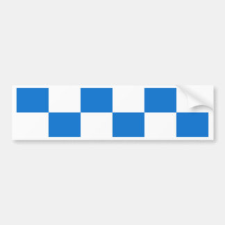 Bandeira de Dalfsen Adesivo Para Carro