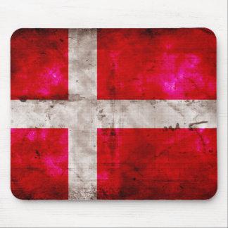 Bandeira de Danmark Mousepad