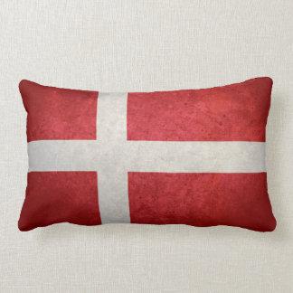 Bandeira de Dinamarca Travesseiro De Decoração