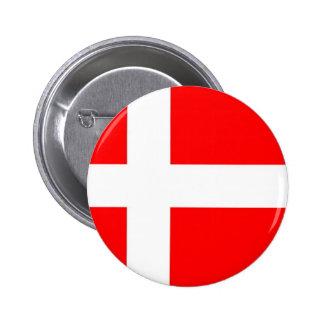 Bandeira de Dinamarca Pins