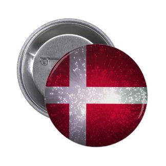 Bandeira de Dinamarca Botons