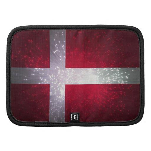 Bandeira de Dinamarca Organizador