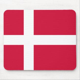 Bandeira de Dinamarca Mousepad