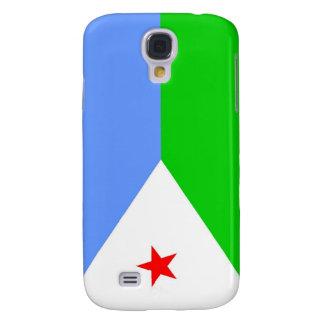 Bandeira de Djibouti Galaxy S4 Covers