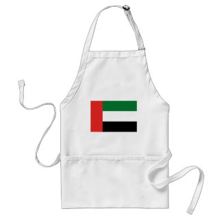 Bandeira de Emiradosarabes Avental