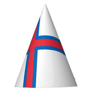 Bandeira de Faroe Island Chapéu De Festa