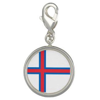 Bandeira de Faroe Island Pingentes