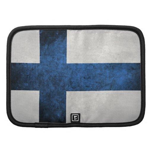 Bandeira de Finlandia Agenda