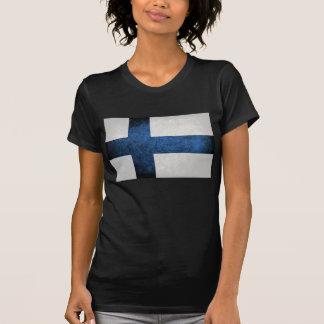 Bandeira de Finlandia; Finns; Finlandês; Tshirt
