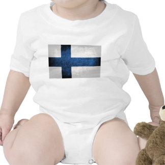 Bandeira de Finlandia Babador