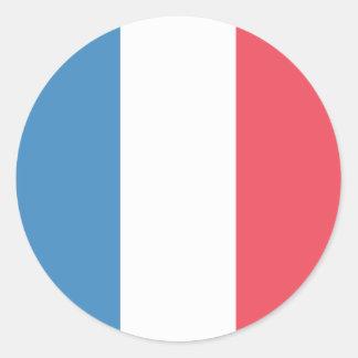 Bandeira de France Adesivo