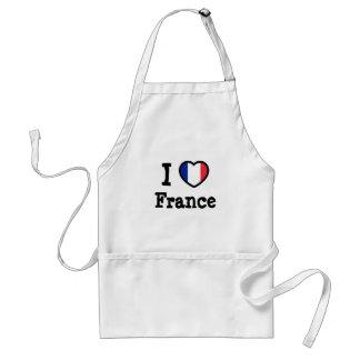 Bandeira de France Avental