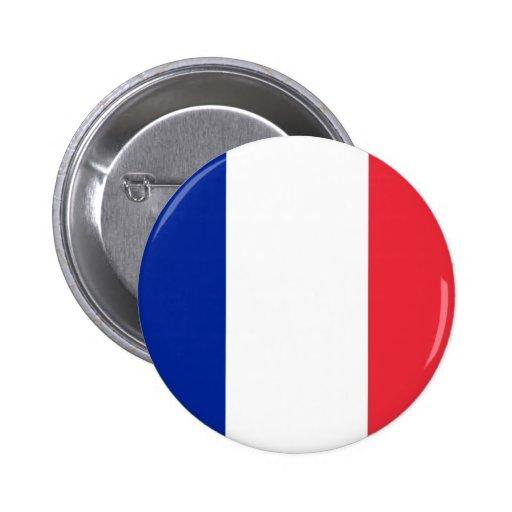 Bandeira de France Pins