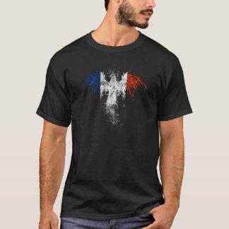 bandeira de france camiseta