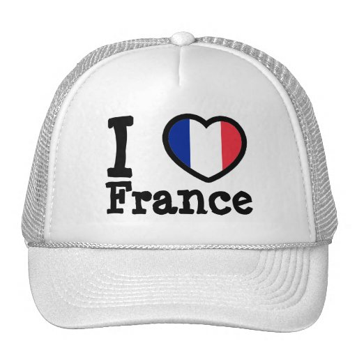Bandeira de France Bonés