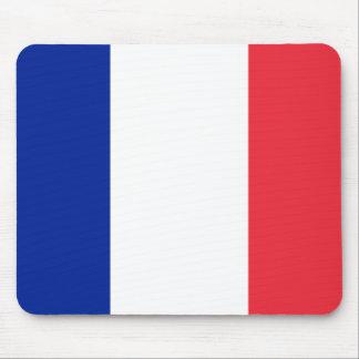 Bandeira de France Mouse Pads