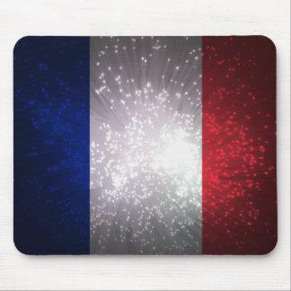 Bandeira de France Mousepad
