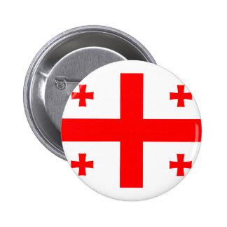 Bandeira de Geórgia Botons