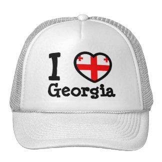 Bandeira de Geórgia Bonés