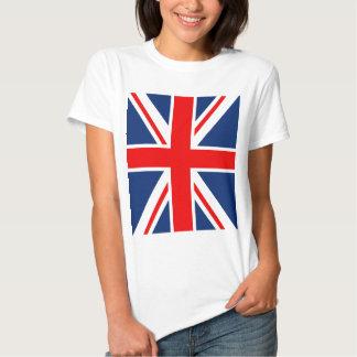 Bandeira de Grâ Bretanha T-shirt