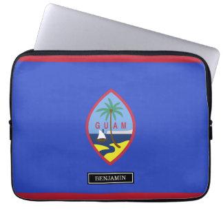 Bandeira de Guam Capa Para Notebook