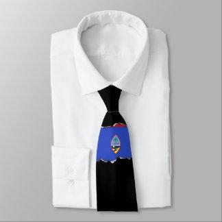 Bandeira de Guam Gravata