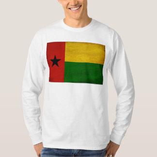 Bandeira de Guiné-Bissau Camisetas