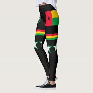 Bandeira de Guiné-Bissau Legging