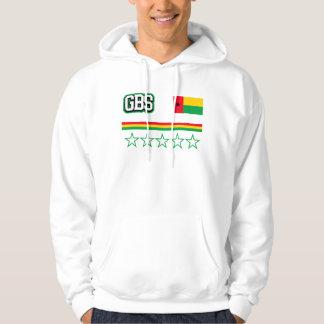 Bandeira de Guiné-Bissau Moletom